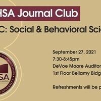 MPHSA Journal Club #2, Fall 2021