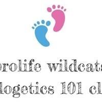 Prolife Apologetics 101 Class