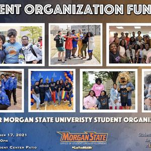 OSLD Student Organization Fun Fair