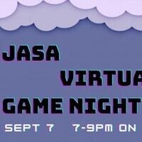 JASA's Virtual Game Night 1 (Cancelled)