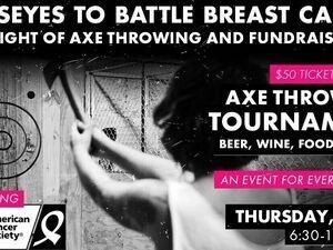 Bullseyes to Battle Breast Cancer