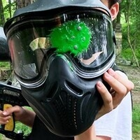 Paintballin' with Triangle Fraternity
