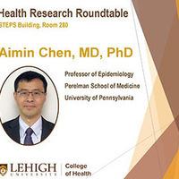 Dr. Aimin Chen, MD, PhD