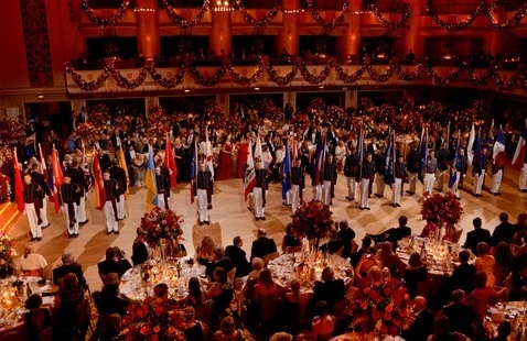 Corps of Cadets Class of '24 Dinner