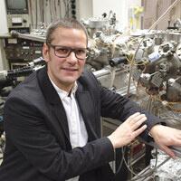 Leo Gross, research scientist, IBM Research Zurich