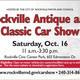 Rockville Antique & Classic Car Show