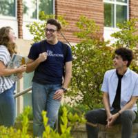 Graduate Student Life Tabling Session