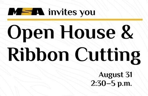 Join us for an Open House and Ribbon Cutting