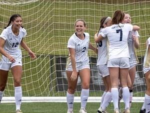 Women's Soccer vs. St. Mary's