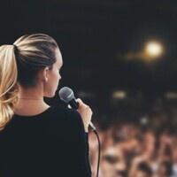 RECRUITMENT: Public Speaking 101