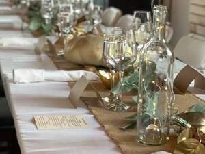 Annual Harvest Moon Dinner at Sannino Vineyard