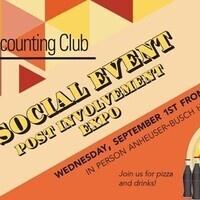 Accounting Club Social Event