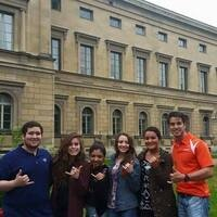 Photo of UTEP Students Abroad