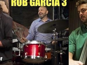 Rob Garcia 3 with Noah Preminger & Kim Cass