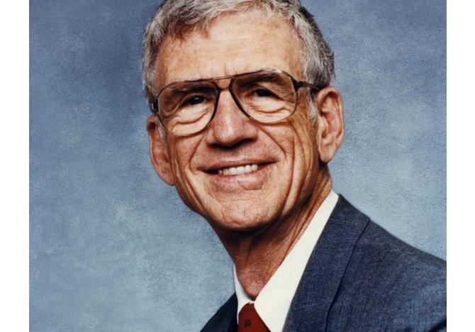 Chancellor Emeritus William H. Danforth Memorial