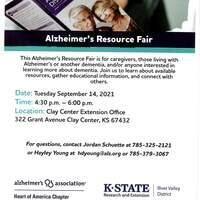 2021 Alzheimer's Resource Fair