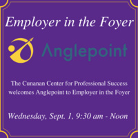 Employer in the Foyer - AnglePoint