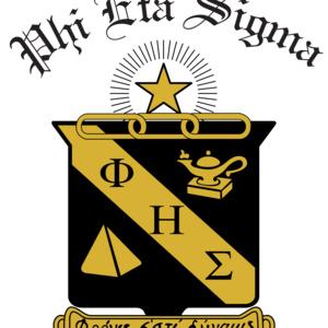 Phi Eta Sigma Crest