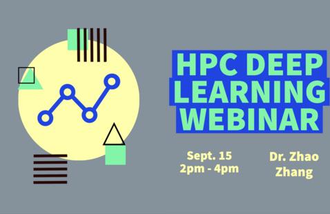HPC Deep Learning Webinar