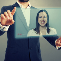 Virtual Mock Interviews with Employers for Business Majors