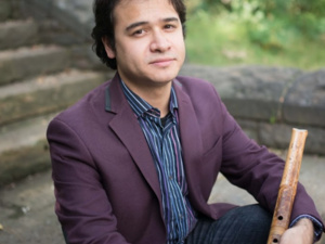 Music on the Edge Presents Devon Osamu Tipp: New Music for Shakuhachi and Electroacoustic Sound