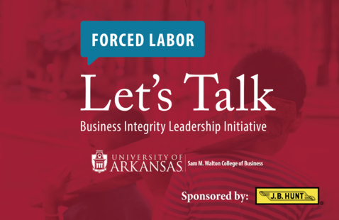 Let's Talk About Forced Labor: Matthew Friedman Lecture