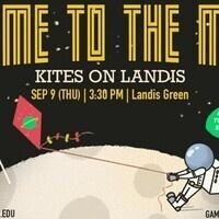 Fly Me to the Moon: Kites on Landis
