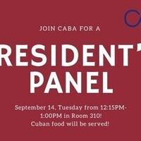 Cuban American Bar Association President's Panel