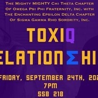 Toxic Relationships Seminar