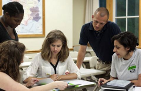 linguistics graduate students