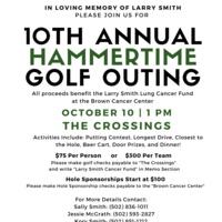 Hammertime Golf Scramble