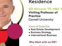 PIHE's Entrepreneur in Residence: Bill Minnock '79, MBA '83