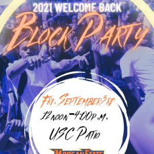 OSLD Welcome Back Block Party