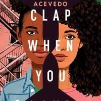 Latinx/Hispanic Heritage Month Book Club - Clap When You Land