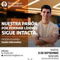 Sesión Informativa en línea - Coahuila