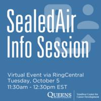 SealedAir Info Session