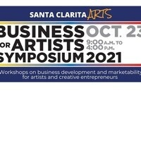 Business for Artists Symposium 2021