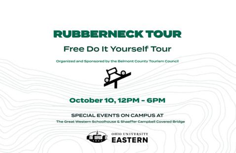 Belmont County Tourism Rubberneck Tour