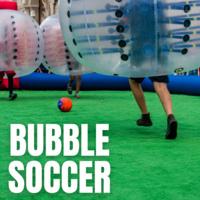 Intramural Sports-  Bubble Soccer Tournament