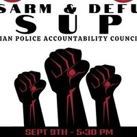DISARM AND DEFUND FSUPD: Civilian Police Accountability Council Now!