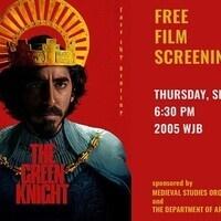 Free Film Screening: The Green Knight