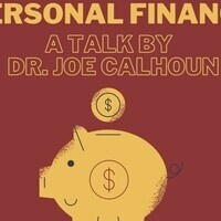 Personal Finance with Dr. Calhoun