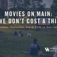 Movies on Main: Love Don't Cost A Thing