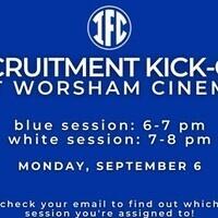 IFC Recruitment Kickoff
