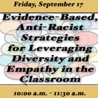 Intergroup Dialogue Basics: Evidence-Based, Anti-Racist Strategies for the Classroom