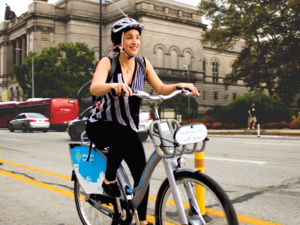 Healthy Ride at Pitt benefit overview (Bike to Campus Week 2021)