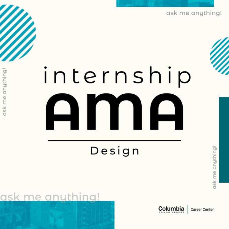 Ask Me Anything: Design Internships