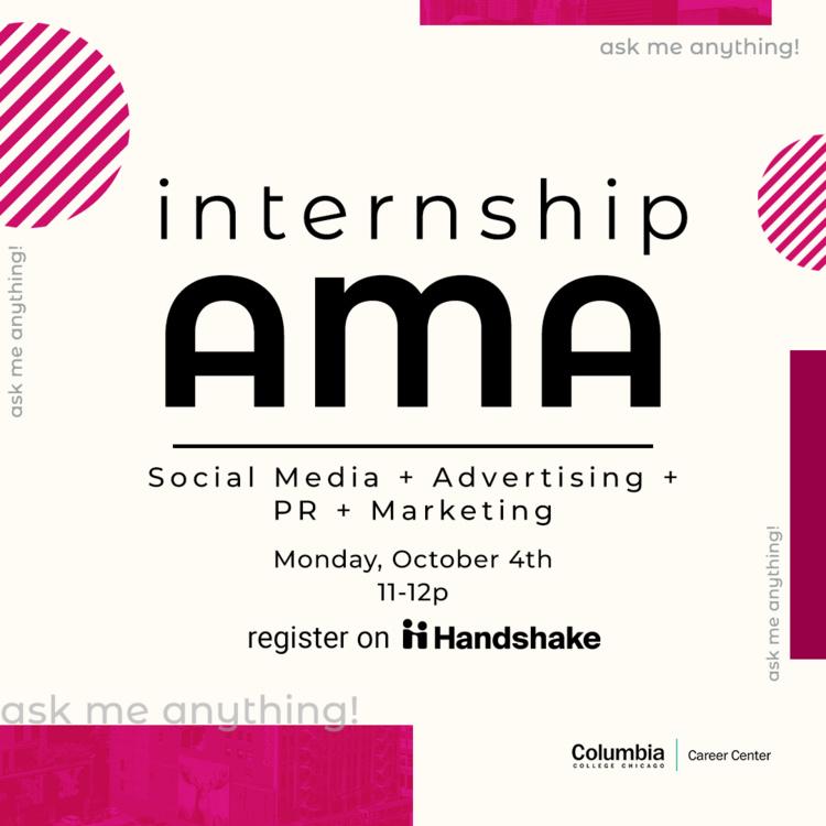 Ask Me Anything: Social Media + Advertising + PR + Marketing Internships
