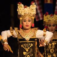 Balinese Dance Workshop with Gamelan Çudamani