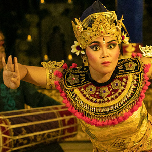 Çudamani: Gamelan and Dance of Bali